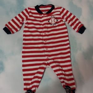 """Kid's """"Just for You"""" Little Champ One-piece Footie"""